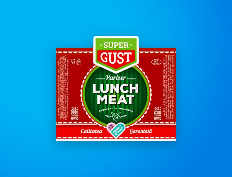 Super Gust Lunch Meat