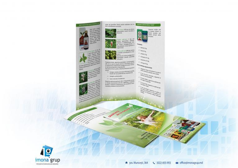 broșură